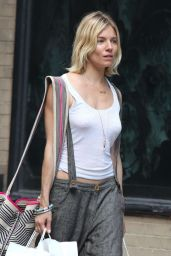 Sienna Miller - Out in New York City, July 2015