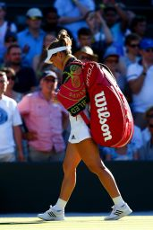 Simona Halep – Wimbledon Tournament 2015 – First Round