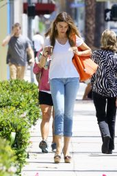Sofía Vergara Summer Style - Out and About in Santa Monica, July 2015