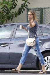 Sofia Vergara Street Style - Out and About in Beverly Hills, July 2015