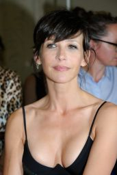 Sophie Marceau - Alexandre Vauthier Fall-Winter collection 2015-2016, Paris