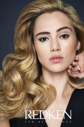 Suki Waterhouse Photos - Txema Yeste for Redken