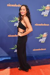 Sydney Park – 2015 Nickelodeon Kids' Choice Sports Awards in Los Angeles