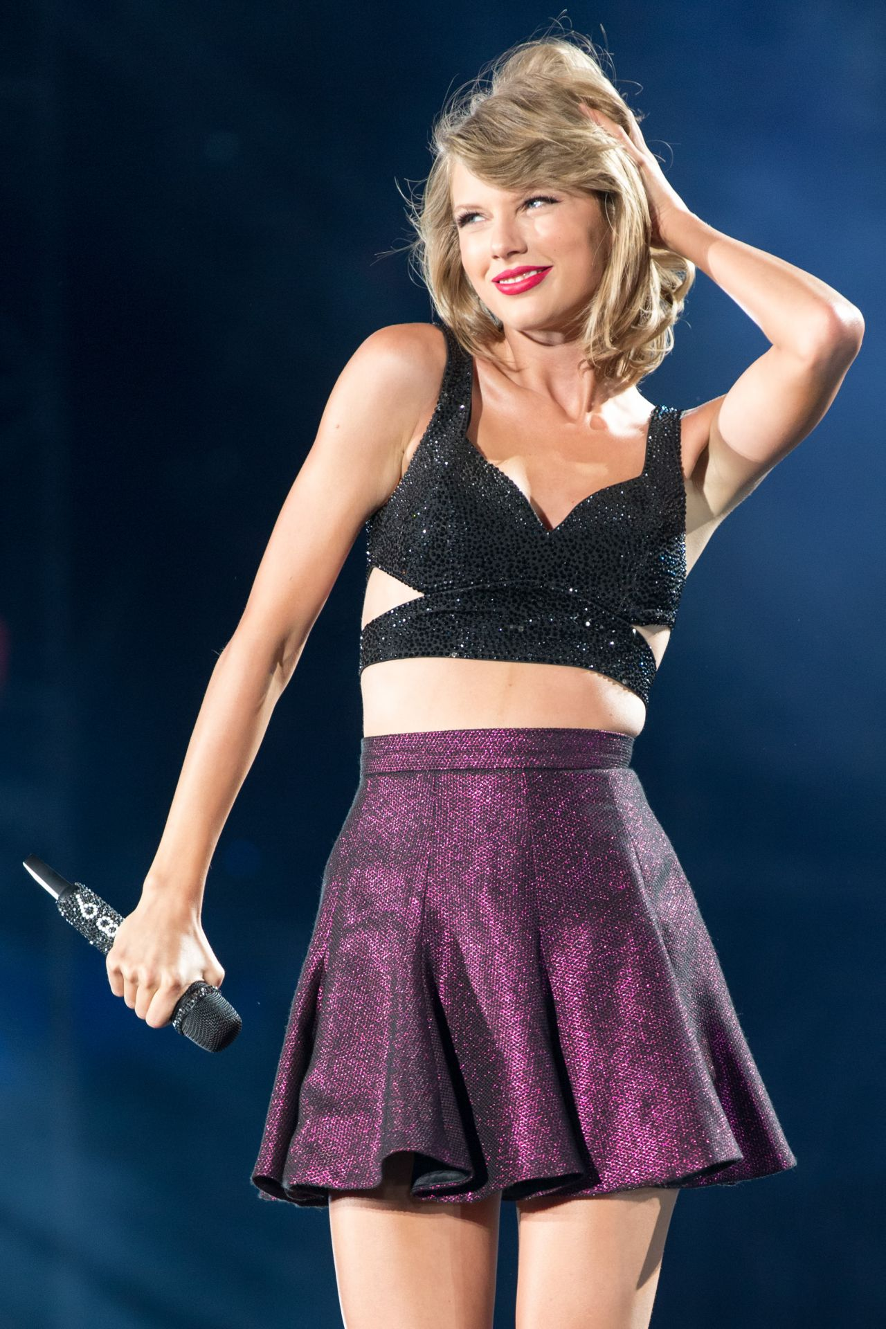 Taylor Swift 1989 World Tour Chicago July 2015