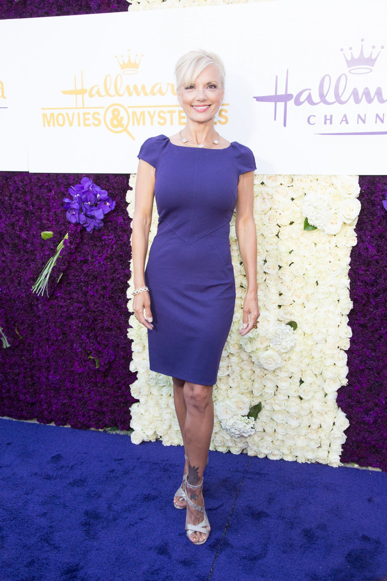 Teryl Rothery Crown Media Family Networks 2015 Summer