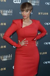 Tyra Banks on Red Carpet - Americas Next Top Model Cycle 22 Party, July 2015
