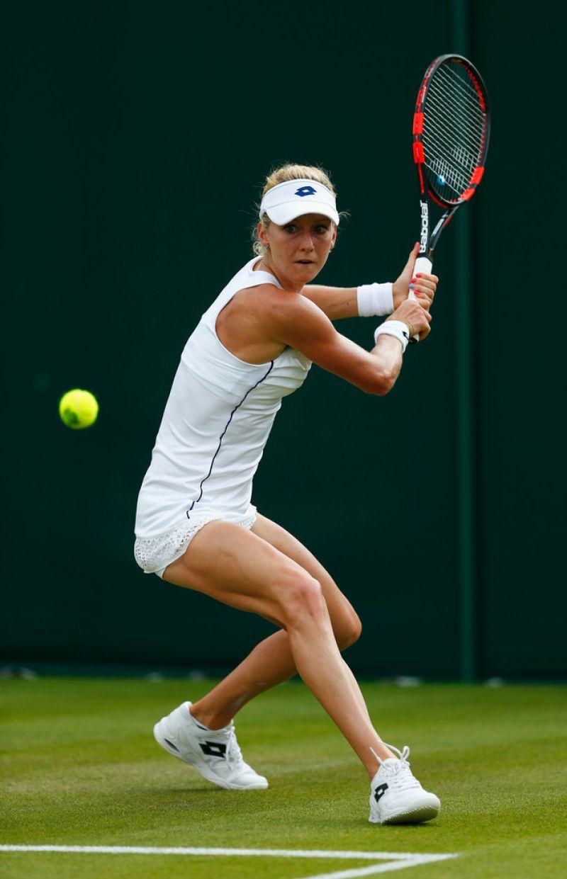 Radwanska Wimbledon