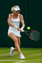 Urszula Radwanska – Wimbledon Tournament 2015 – Second Round