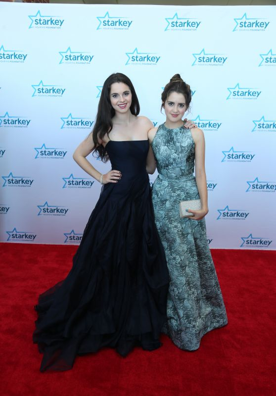 Vanessa & Laura Marano - Starkey Hearing Foundation So The World May Hear Gala in St Paul