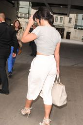 Vicky Pattison Summer Style - BBC Radio One Studios in London, July 2015