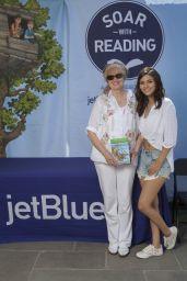 Victoria Justice - JetBlue