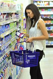 Victoria Justice - Shopping at Walgreens in Los Angeles, July 2015