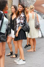 Victoria Justice Summer Style - New York City, July 2015