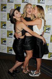 Willa Holland - Arrow Press Line at Comic Con in San Diego, July 2015