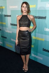 Willa Holland – Entertainment Weekly Party at Comic Con in San Diego, July 2015