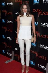 Xenia Deli – DIRECTV's Dark Places Premiere in Los Angeles