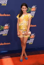 Zoey Burger – 2015 Nickelodeon Kids' Choice Sports Awards in Los Angeles