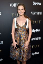 Zoey Deutch - Vanity Fair And Spike TV Celebrate The Premiere Of The New Series TUT in Los Angeles