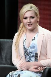 Abigail Breslin - Scream Queens Panel at 2015 Summer TCA Tour in Beverly Hills