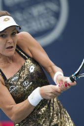Agnieszka Radwanska – 2015 Rogers Cup in Toronto, Quarter-final