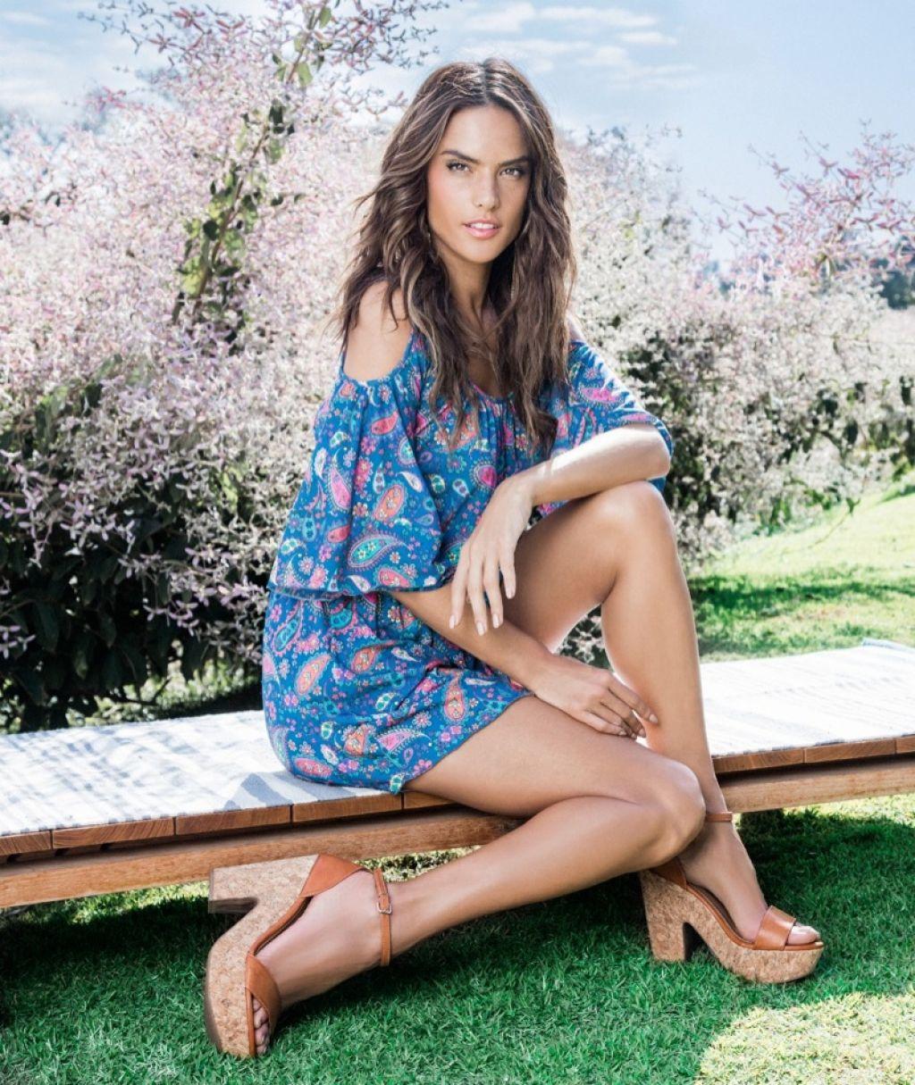 Alessandra Ambrosio – Dafiti Spring/Summer 2016
