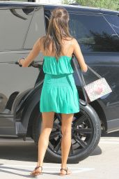 Alessandra Ambrosio Summer Style - Brentwood, August 2015