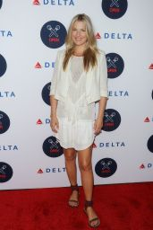 Ali Larter - 2nd Annual Delta OPEN Mic in New York City