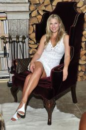 Ali Larter at Ken Fulk For Pottery Barn Private Event in Los Angeles, August 2015
