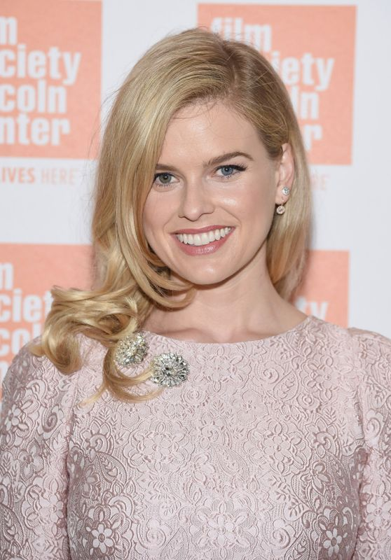"Alice Eve - 2015 Film Society Of Lincoln Center Summer Talks With ""Dirty Weekend"" in New York City"