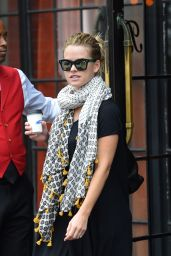 Alice Eve - Out in New York City, August 2015