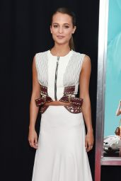 Alicia Vikander - The Man From U.N.C.L.E. Premiere in New York City