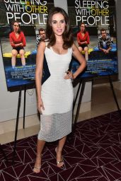 Alison Brie - Tastemaker Screening of IFC Films