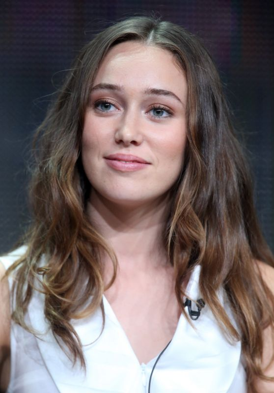 Alycia Debnam Carey – Fear The Walking Dead AMC Summer TCA Tour in Beverly Hills