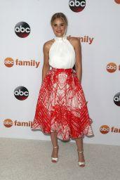 Amanda Michalka - Disney ABC Television Group