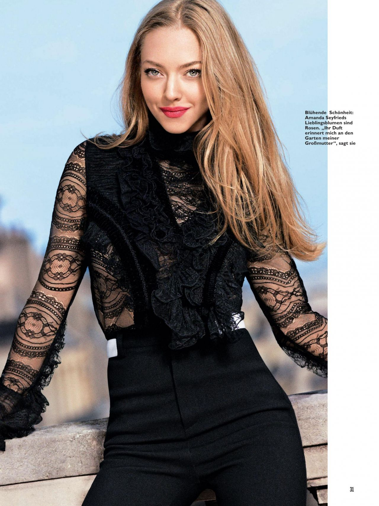 Amanda Seyfried - Cosmopolitan Magazine Germany September ... Amanda Seyfried