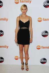Amber Valletta - Disney ABC 2015 Summer TCA Tour in Beverly Hills