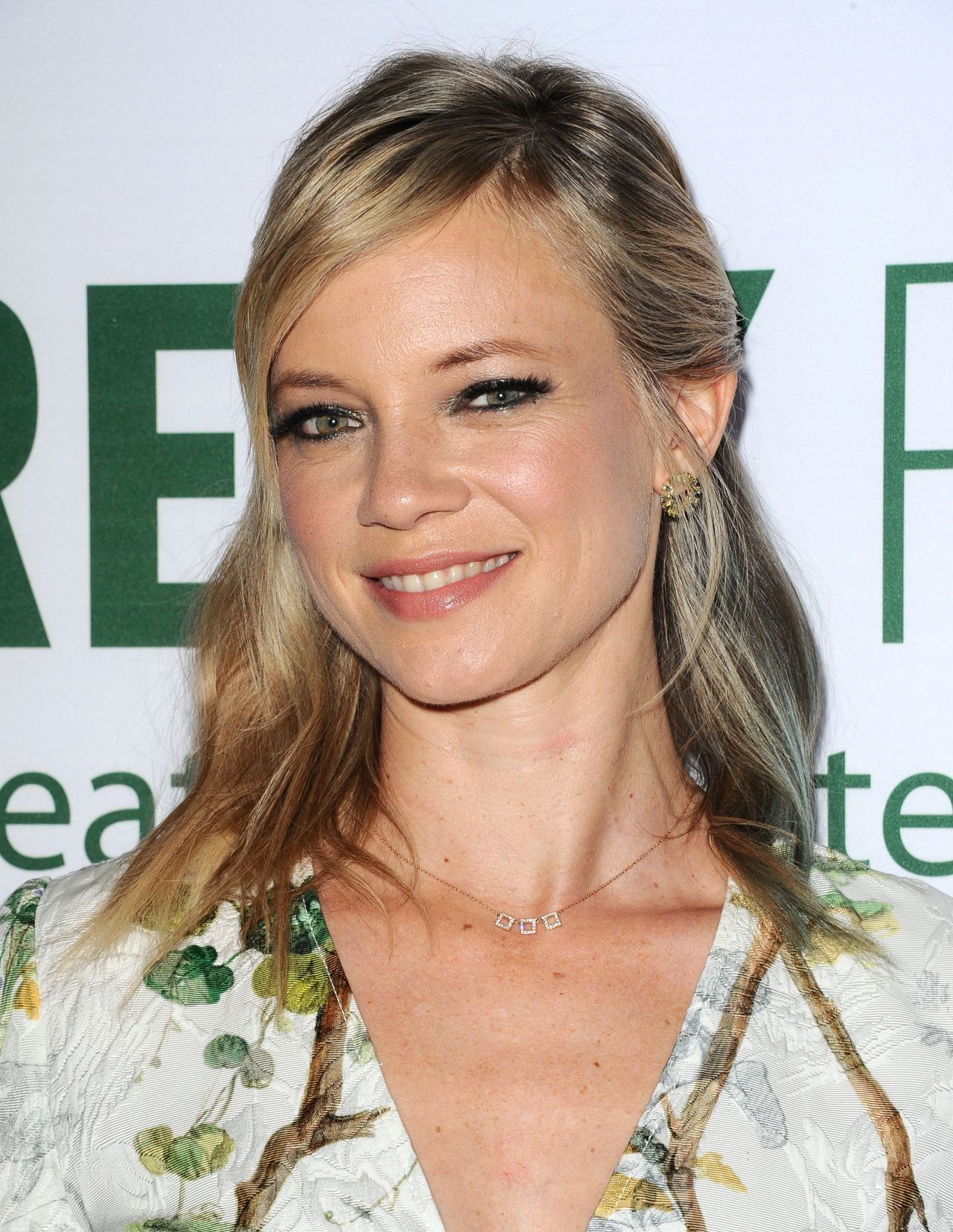 Amy Smart Break Point Premiere In Hollywood