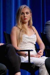 AnnaSophia Robb – Mercy Street Panel at Summer TCA Tour in Beverly Hills