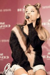 Ariana Grande Private Event for Coach in Japan, August 2015