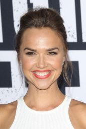 Arielle Kebbel – 'Straight Outta Compton' Premiere in Los Angeles