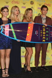 Ashley Benson - 2015 Teen Choice Awards in Los Angeles