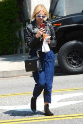 Ashley Benson - Out Getting Some Snacks in Beverly Hills, August 2015