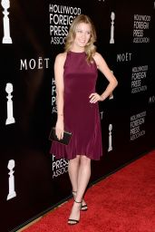 Ashley Hinshaw - 2015 Hollywood Foreign Press Association Grants Banquet in Beverly Hills