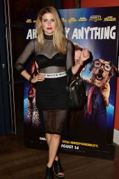 Ashley James – 'Absolutely Anything' VIP Screening in London