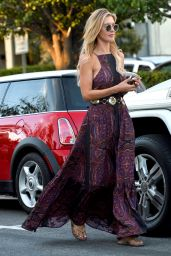 Audrina Patridge - Shops at Nasty Gal on Melrose in Los Angeles, August 2015