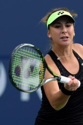 Belinda Bencic - 2015 Rogers Cup at the Aviva Centre in Toronto