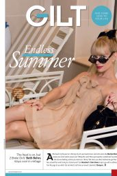 Beth Behrs - Watch Magazine - August 2015 Cover