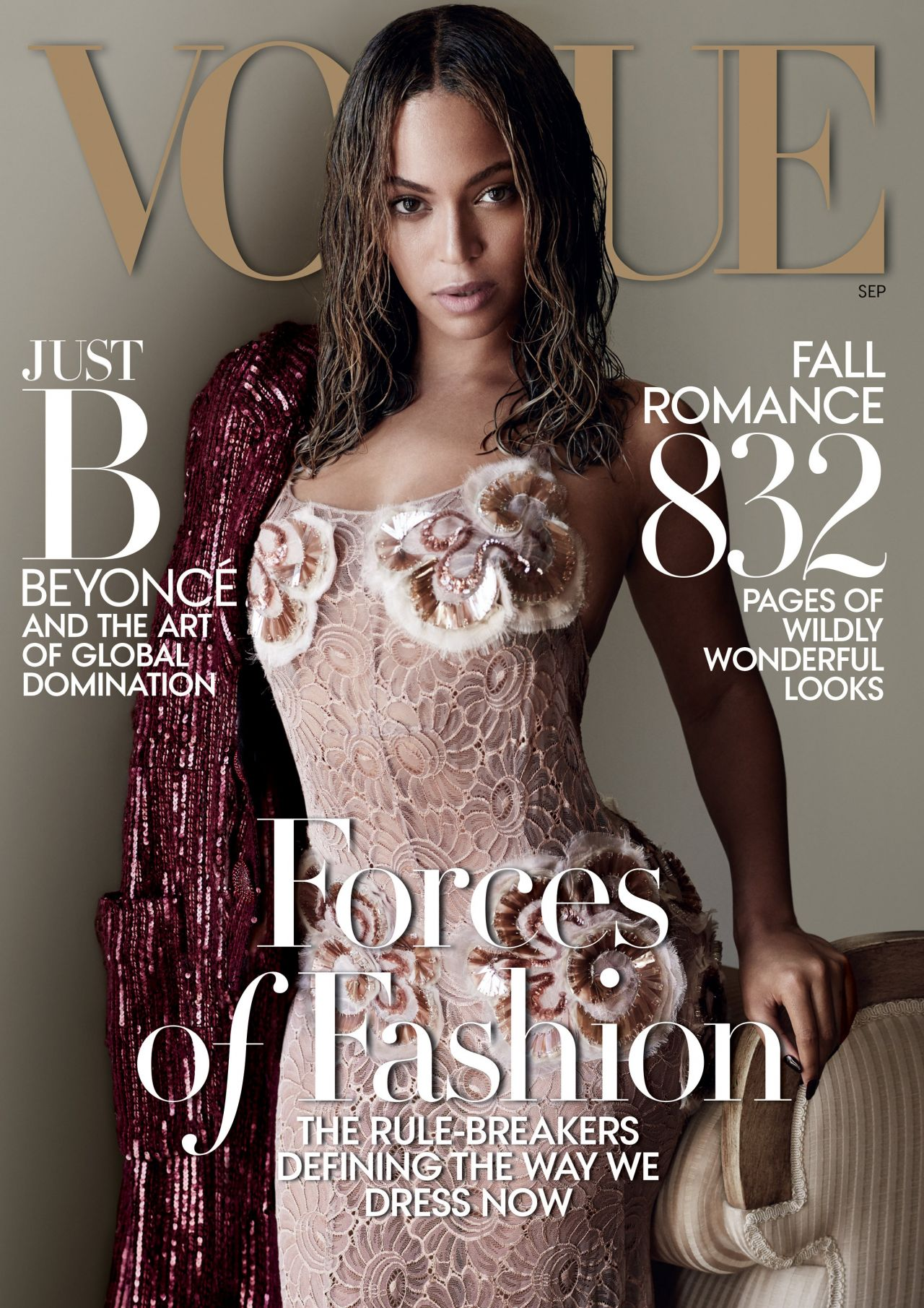 beyonce magazine cover go - photo #1