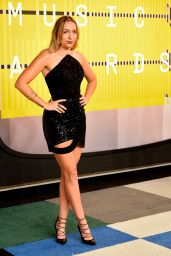Brandi Cyrus – 2015 MTV Video Music Awards at Microsoft Theater in Los Angeles