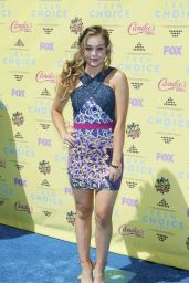 Brec Bassinger - 2015 Teen Choice Awards in Los Angeles